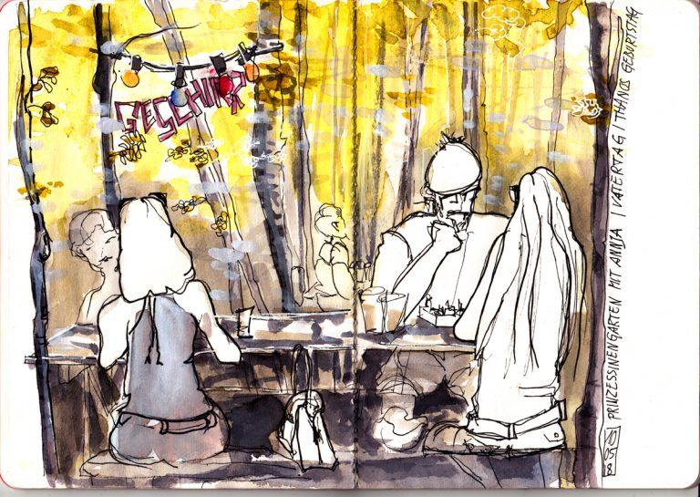 berlin-urban-sketching-prinzessinengarten