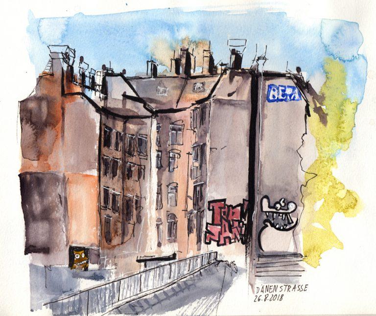 berlin-urban-sketching-daenenstrasse
