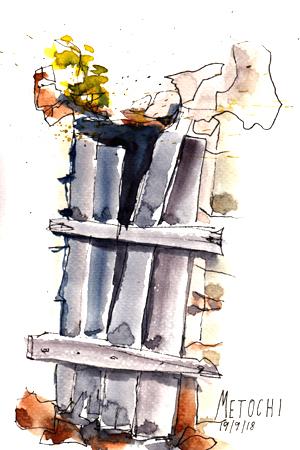 griechenland-malreise-aquarell-skizzen-alexa