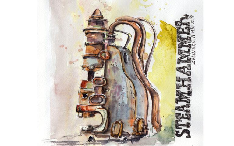 zeche-zollverein-urban-sketching-aquarell2